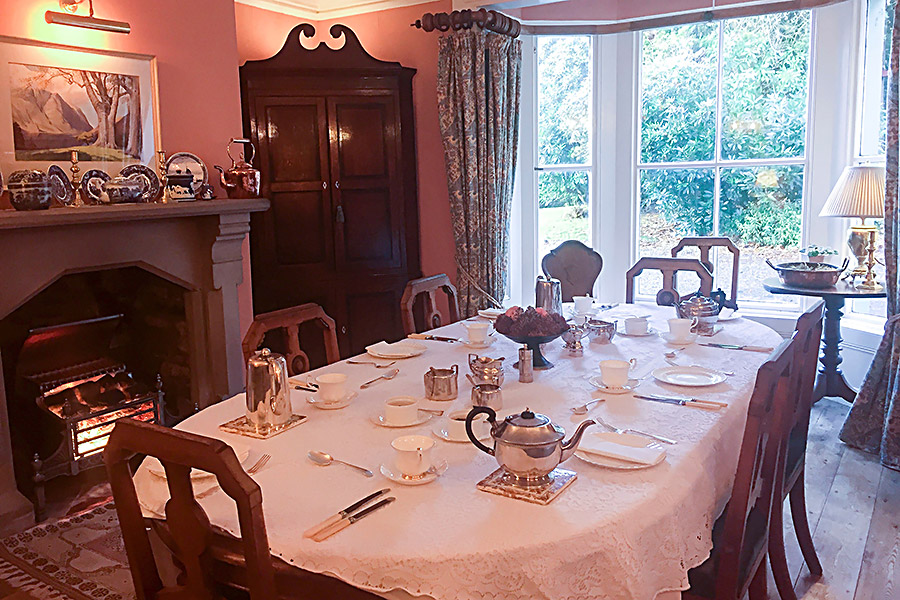 Woodhouse Buttermere Dining