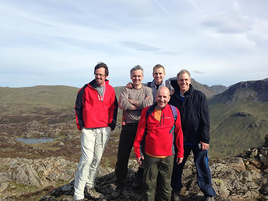 Lake District Activities - Guided Mountain Walk - Haystacks