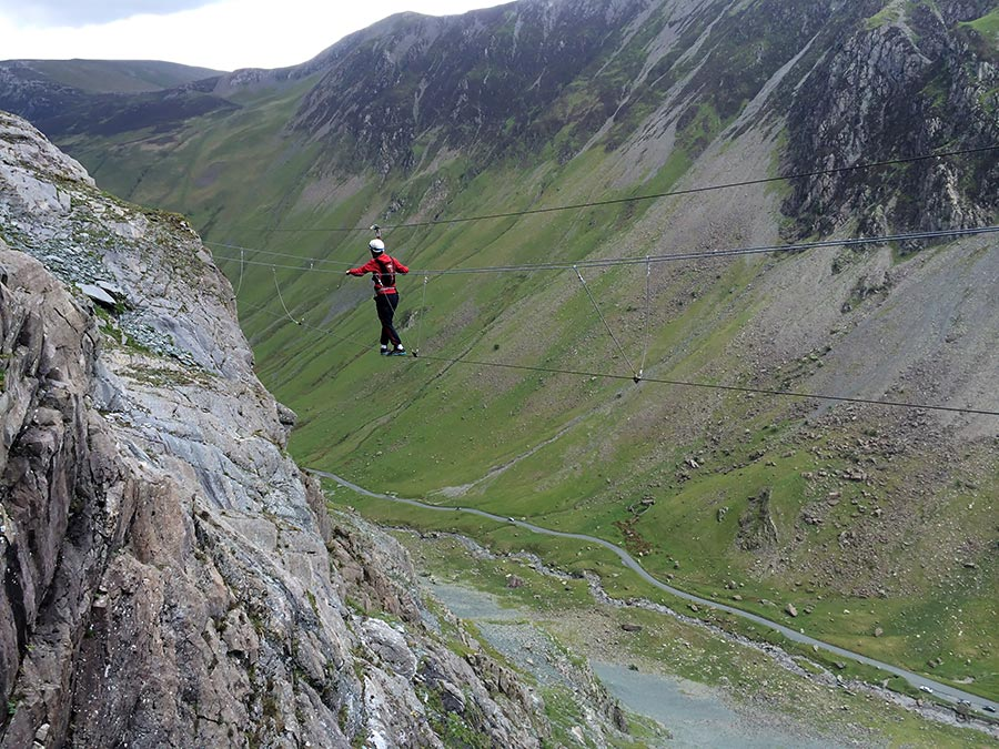 Lake District Activities - Via Ferrata