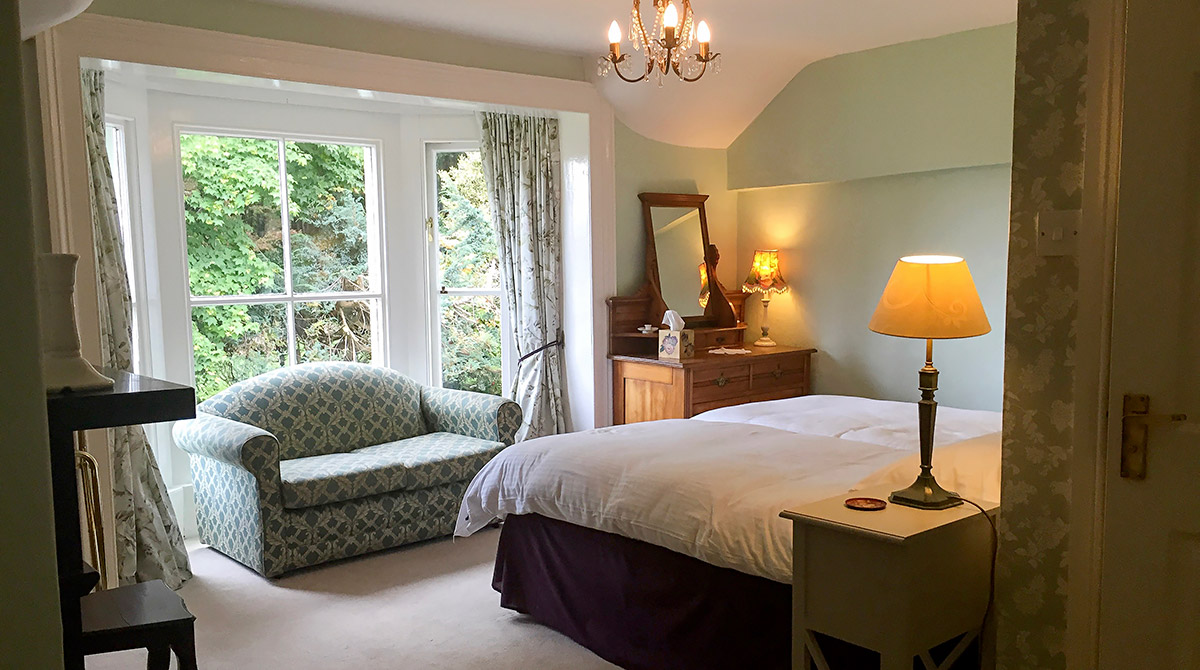 Accommodation at Wood House Buttermere