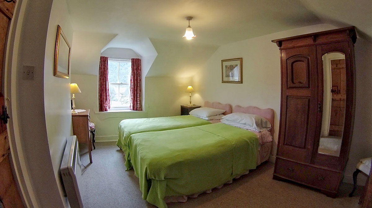 Extra Accommodation at Wood House Buttemere